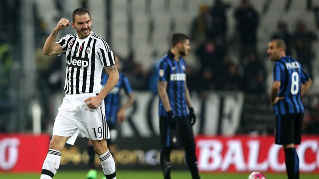 La Juve s'offre le derby d'Italie et met la pression sur le Napoli