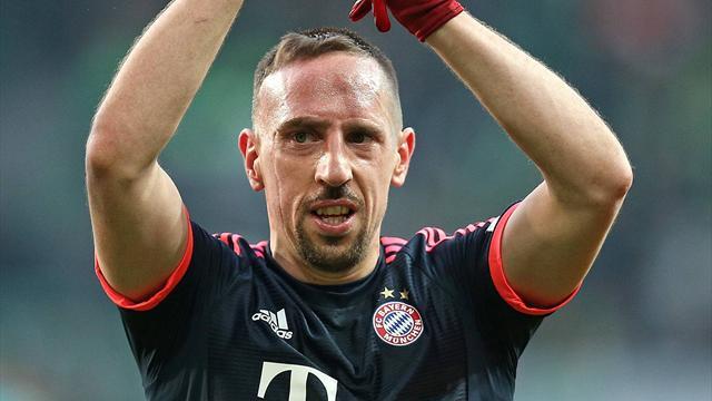 Lundi, Ribéry avait de nouveau fermé la porte aux Bleus