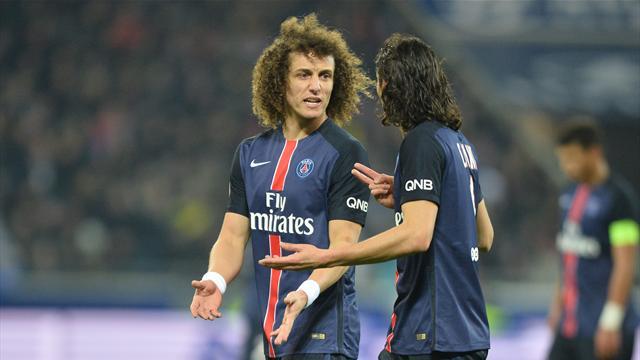 """David Luiz : """"J'ai fait l'erreur, c'est ma faute"""""""