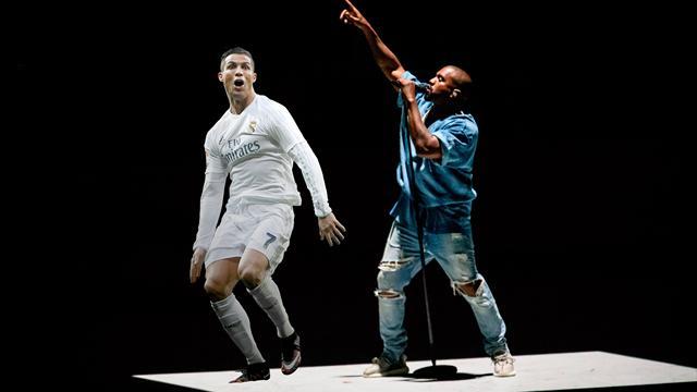 Quiz – Qui l'a dit : Cristiano Ronaldo ou Kanye West ?