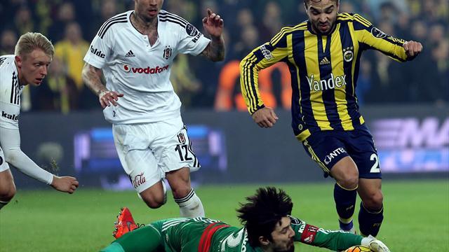 Süper Lig'de 13. haftanın programı