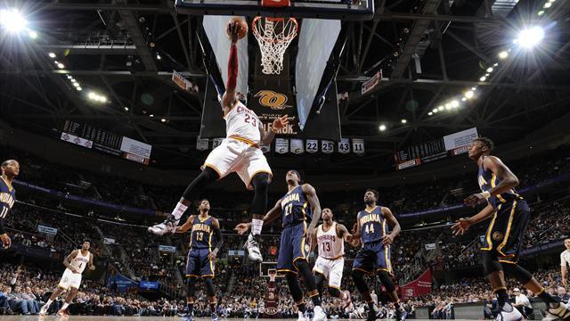 LeBron James réveille ses Cavaliers, les jeunes Bucks flambent : ce qu'il faut retenir de la nuit