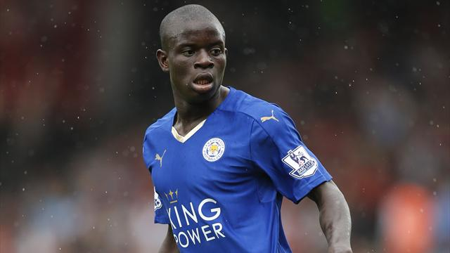 Kante must return quickly if Leicester are going to clinch title