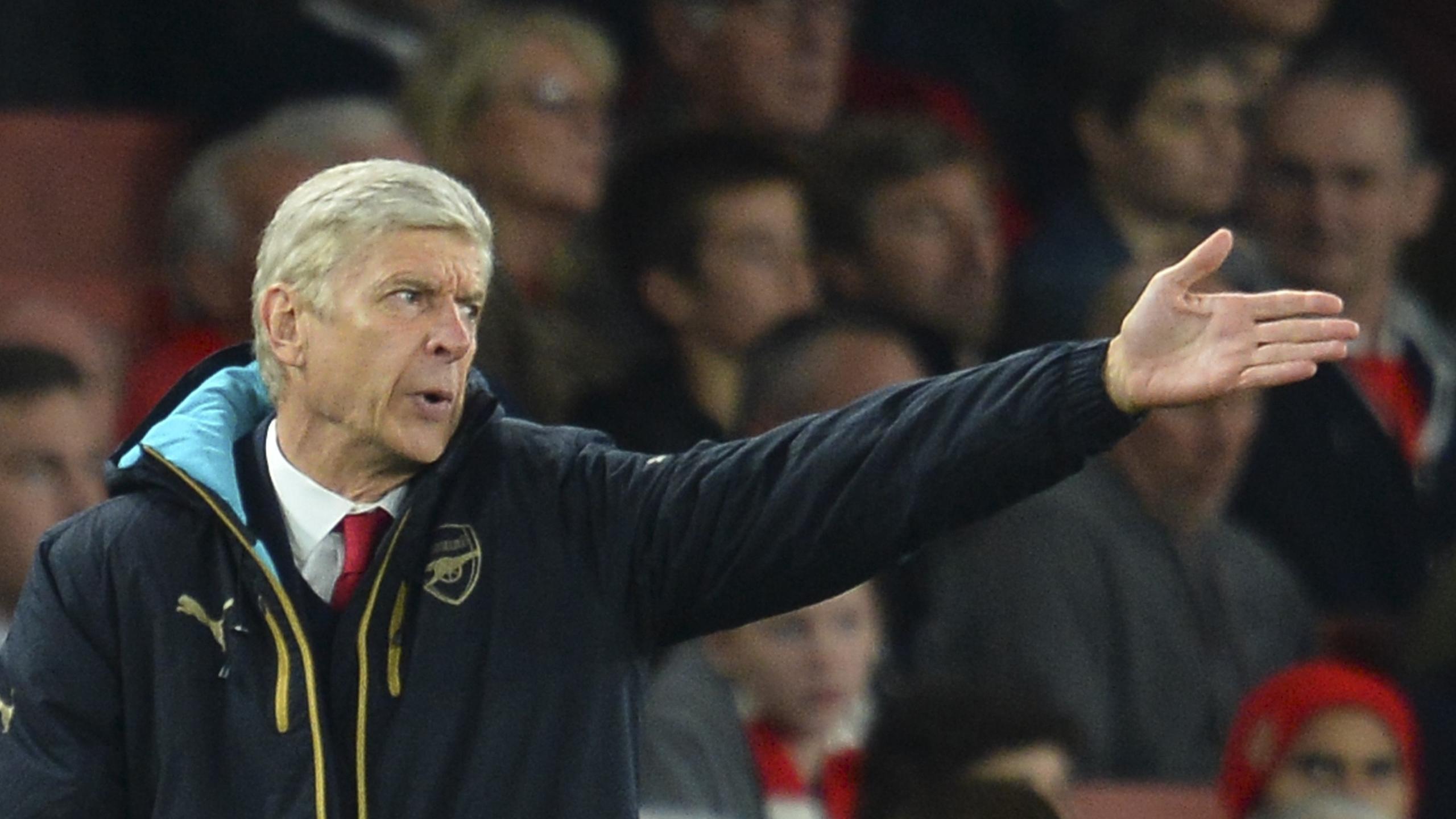 Arsène Wenger scheint den Titel mit dem FC Arsenal erneut zu verpassen
