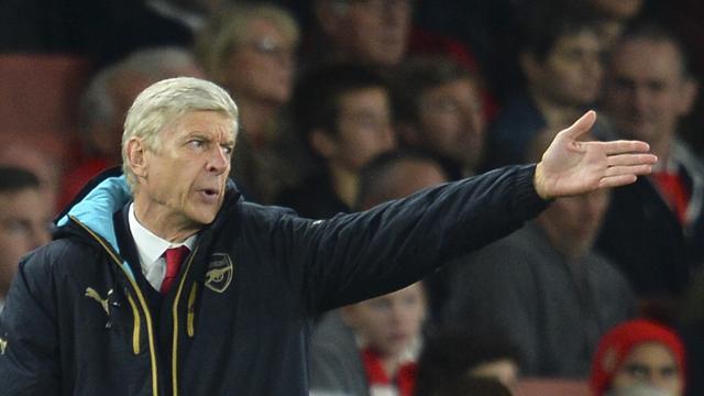 """Wenger : """"Nous n'avons pas joué des équipes de 2e division..."""""""