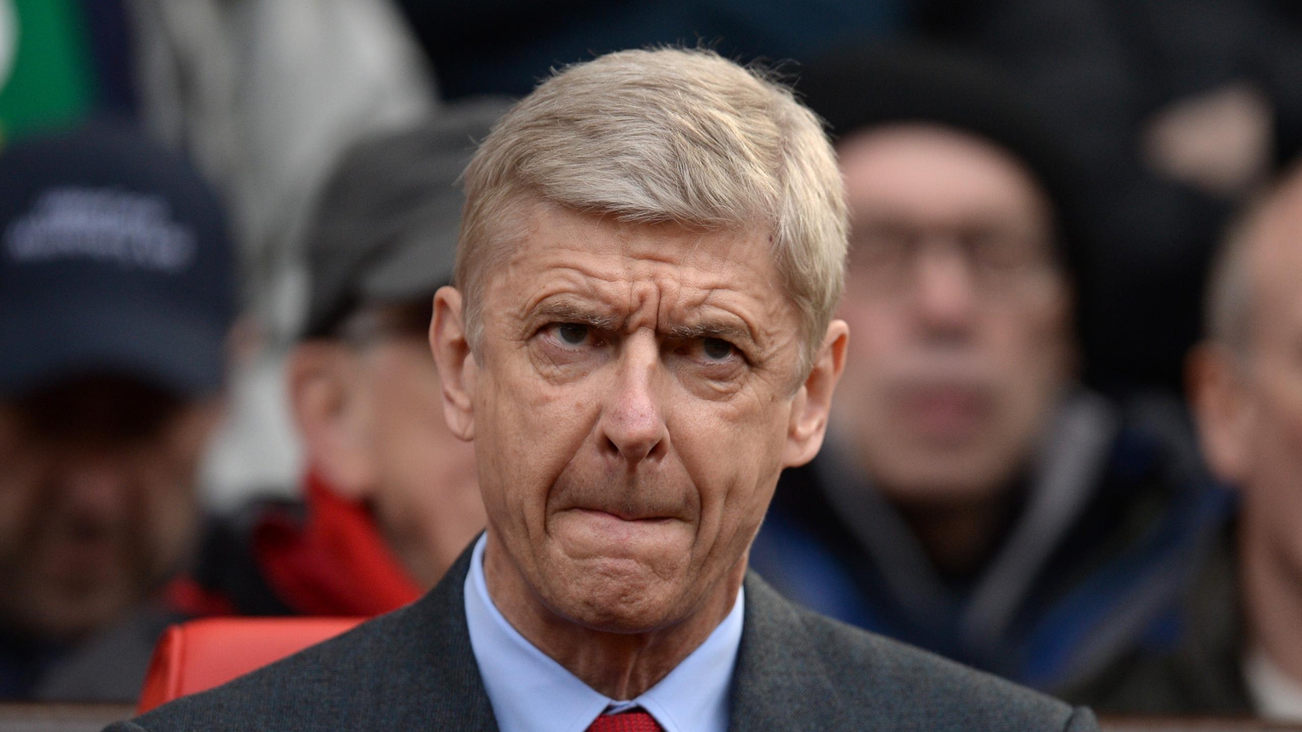 Arsène Wenger vom FC Arsenal