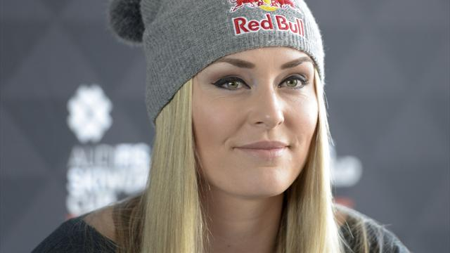 Vonn confirms return to competition exclusively to Eurosport