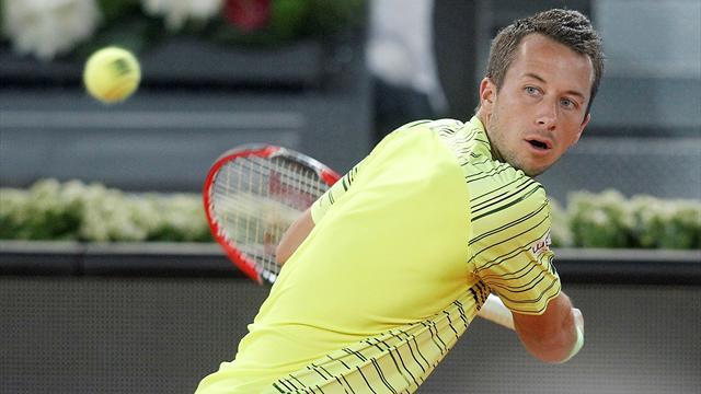 Kohlschreiber verliert Auftaktmatch beim Masters