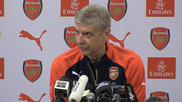 Wenger : «Je souhaite qu'à mon départ, le club continue de progresser»