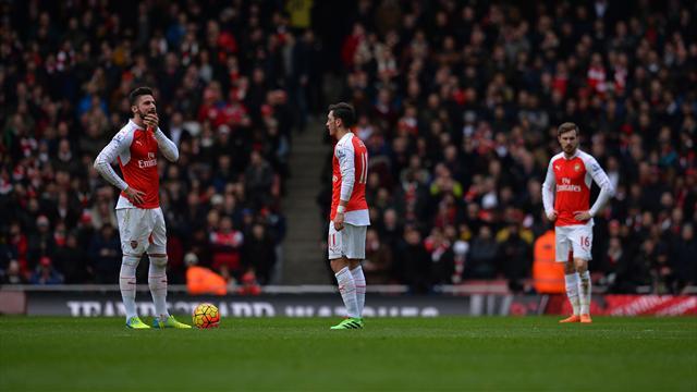 Arsenal va-t-il encore tout gâcher?