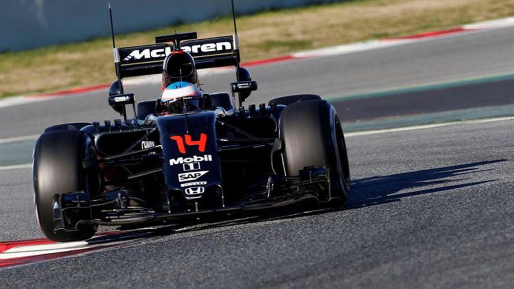 Rosberg el más rápido en los test de Montmeló, Alonso marcó el ...