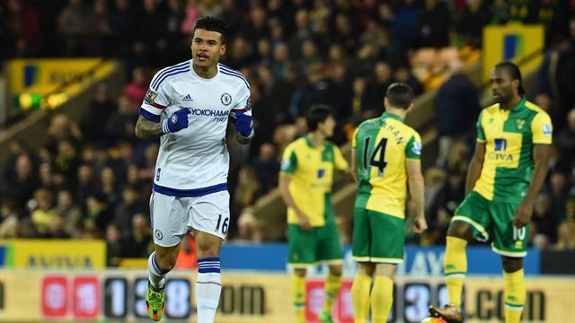 Hiddink non sbaglia un colpo: il Chelsea passa anche a Norwich