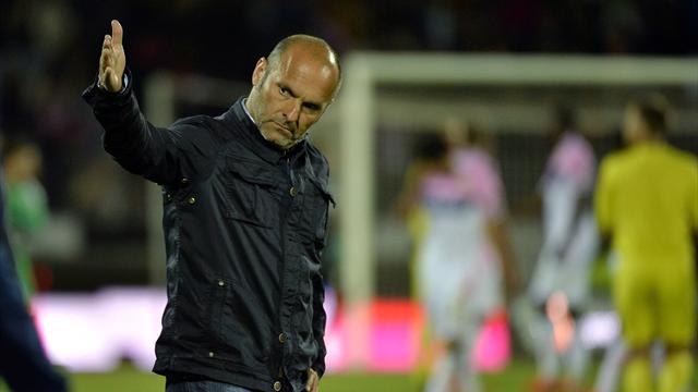 Pascal Dupraz nommé entraîneur de Toulouse