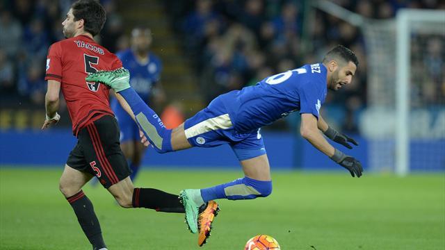 Leicester ouvre la porte aux Spurs