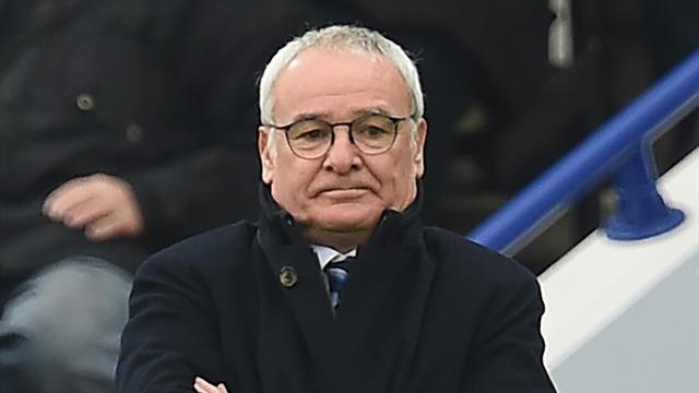 Ranieri joue au Pinocchio en conférence de presse