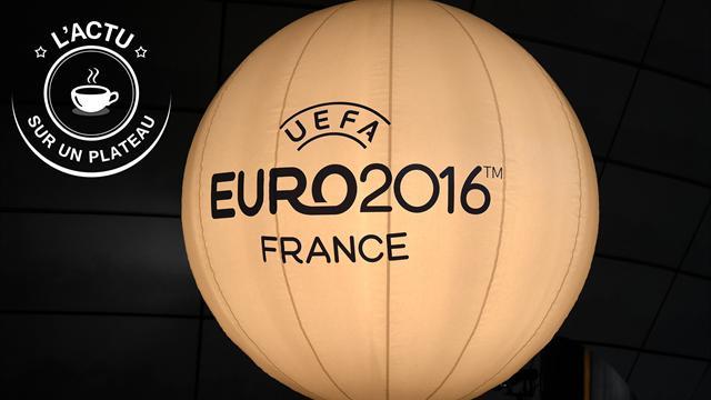 Euro 2016, ASSE-PSG, Leicester, NBA, Dupraz : L'actu sur un plateau