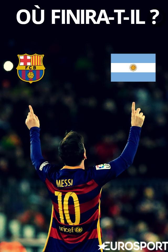 Vertical avenir Messi