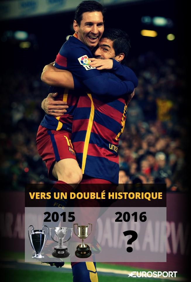 Visuel record Barça