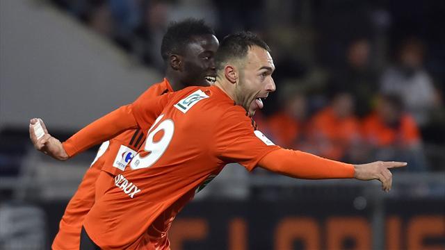 Lorient n'a pas tremblé une seule seconde