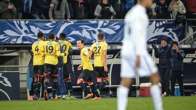 Sochaux renverse Nantes et fait chavirer Bonal