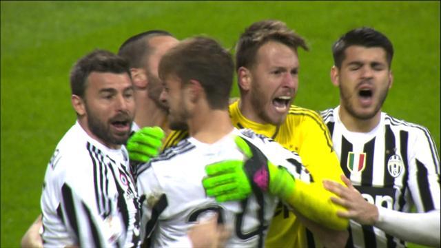 La Juventus n'est pas loin d'être miraculée