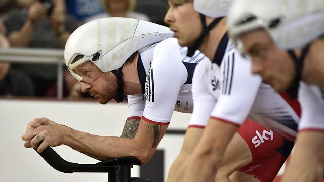 Wiggins régale, la Nouvelle-Zélande triomphe en vitesse et succède à la France