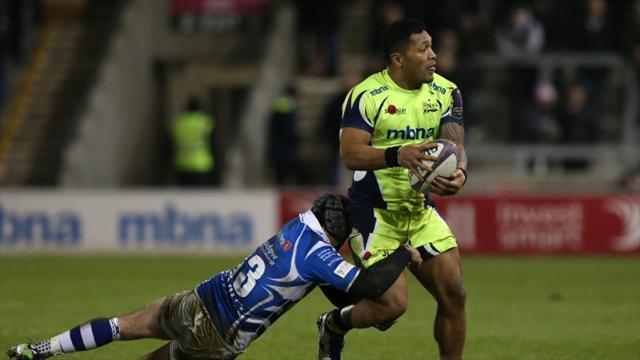 Sale Sharks centre Johnny Leota signs contract extension