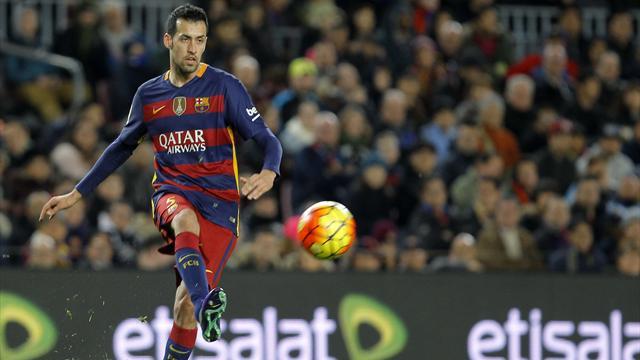 Du Barça au PSG : Busquets a l'embarras du choix pour son avenir