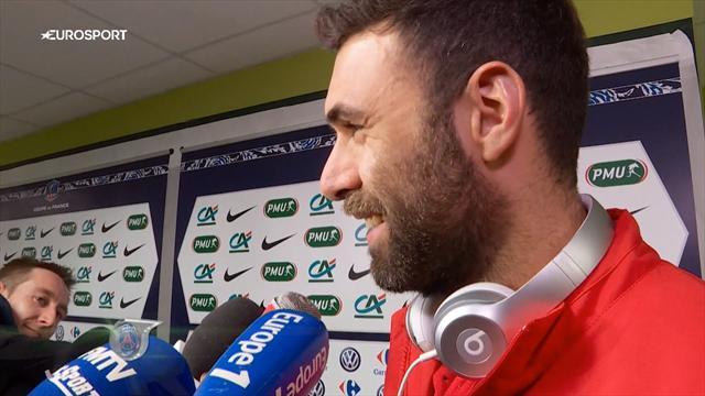 """Quand Sirigu ironise sur le PSG : """"On a une équipe de merde..."""""""