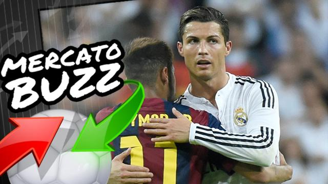 Au Real, un Cristiano de perdu, c'est (presque) un Neymar de trouvé