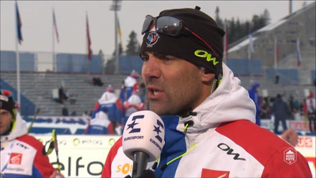 Тренер сборной Норвегии: «Россия заплатила за допинг, IBU нужно заняться Стокгольмом»