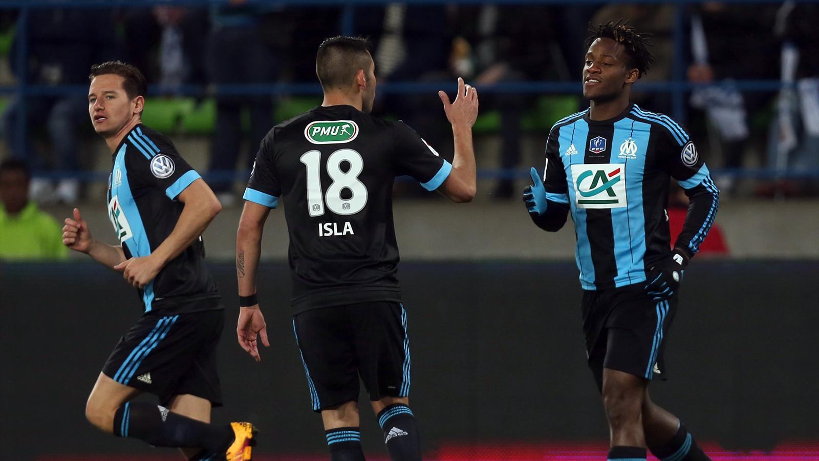 L 39 om rejoint sochaux en demi finale apr s une victoire sur granville 0 1 coupe de france - Coupe de france football calendrier ...