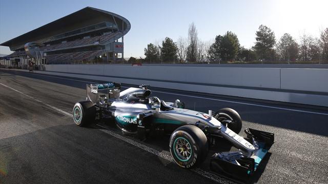 Qualifications, pneus, radio, bruit des moteurs... : Ce qui change en 2016