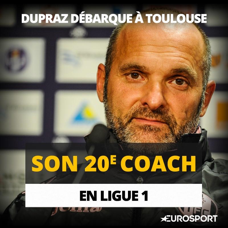 L1 Stats - Pascal Dupraz à Toulouse