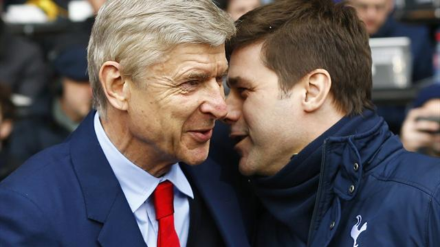 Wenger defends Pochettino after Tottenham slump