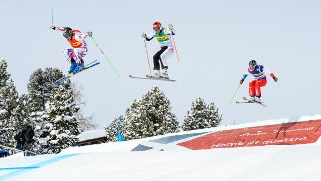 Notre vidéo à 360° : vivez les sensations fortes du skicross dans la peau de Chapuis