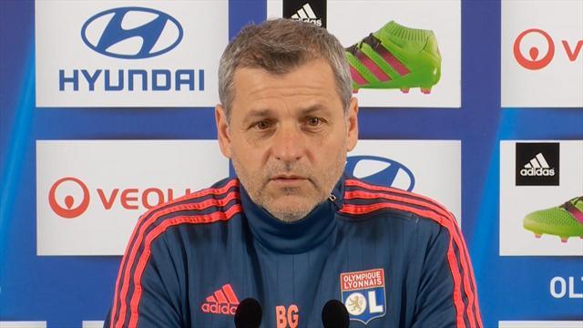 """Genesio : """"Avoir la même motivation que face au PSG"""""""