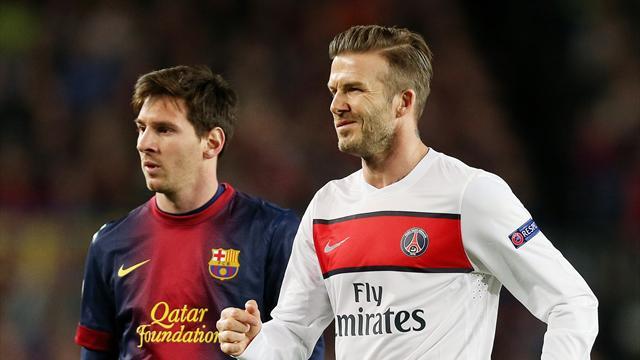 Messi à Miami, le nouveau rêve américain de Beckham