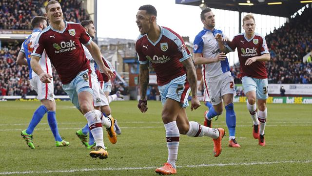 Burnley back on top courtesy of Andre Gray penalty