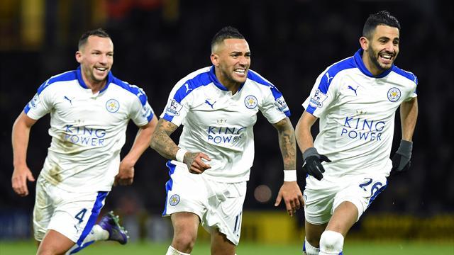 Grâce à Mahrez, Leicester réussit le coup parfait