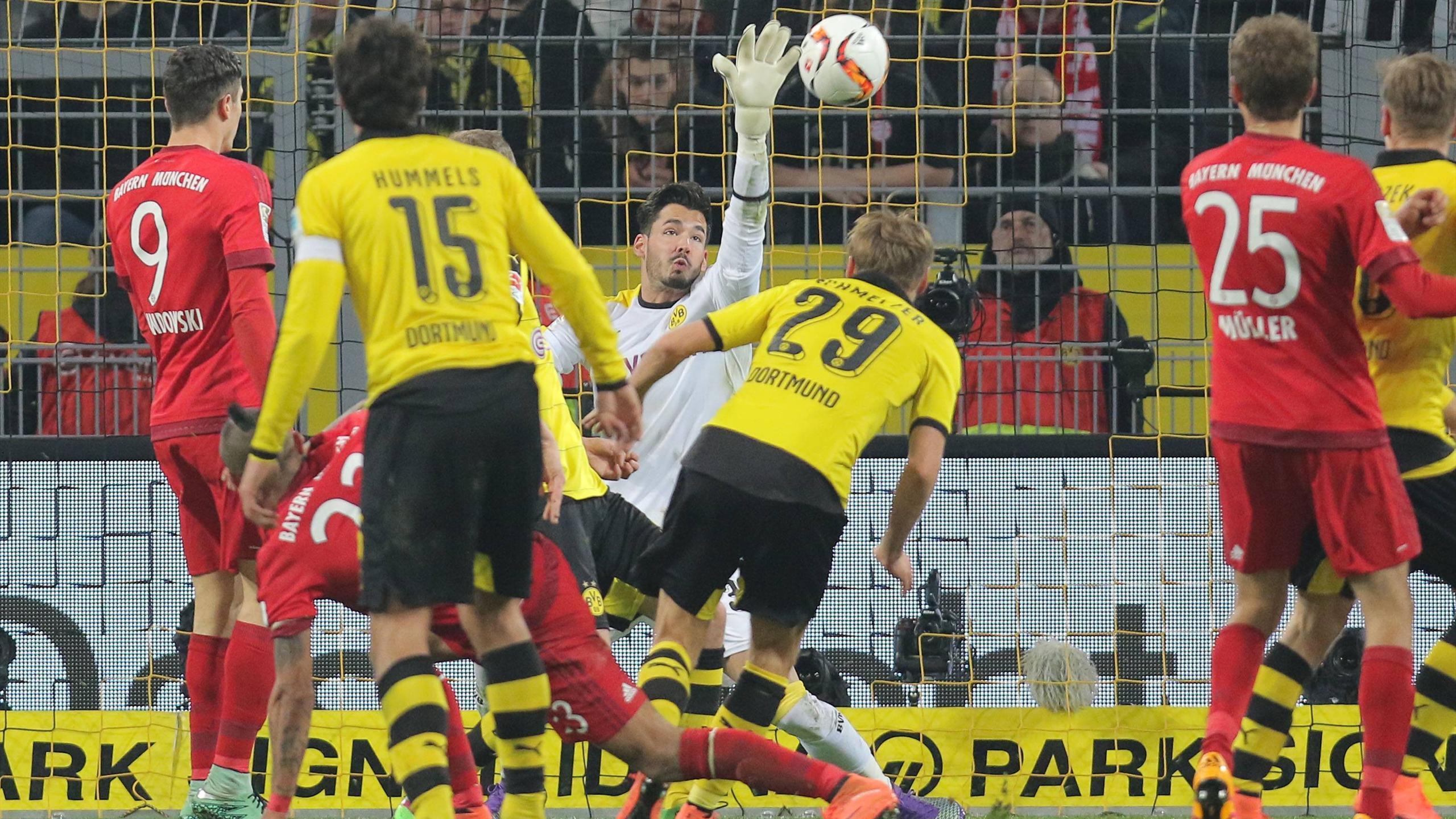 Смотреть футбол боруссия- бавария 05. 03. 2016
