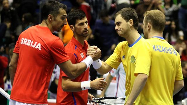 Джокович: «Парни из Казахстана показали теннис очень высокого уровня»