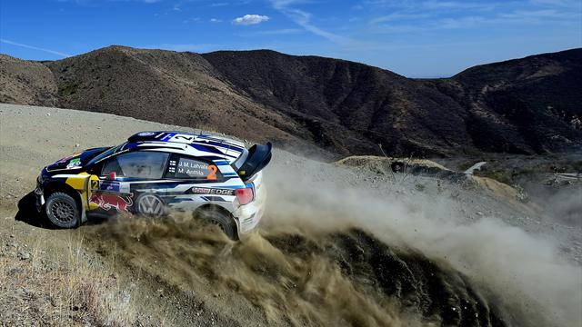 Mexico drops WRC's longest stage for 2017