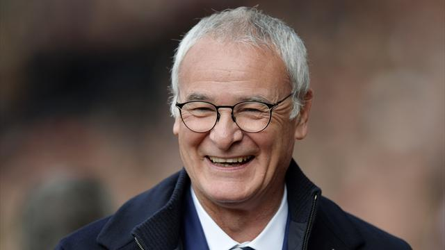 Leicester's Ranieri says his aim was to avoid relegation