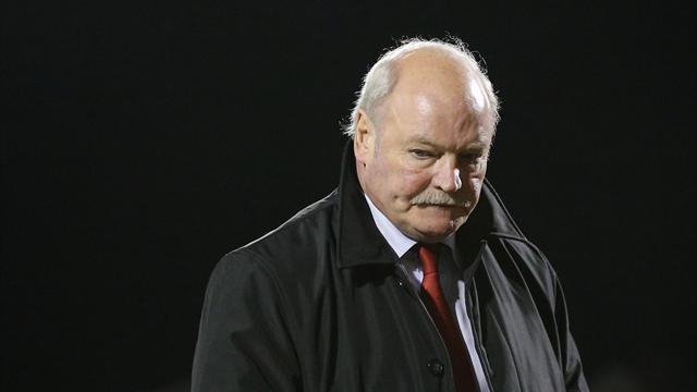 «Портадаун» уволил тренера, возглавлявшего команду 29 лет