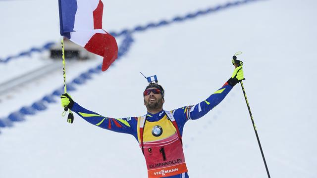 Martin Fourcade vertigineux : 9e titre mondial et 5e gros globe !