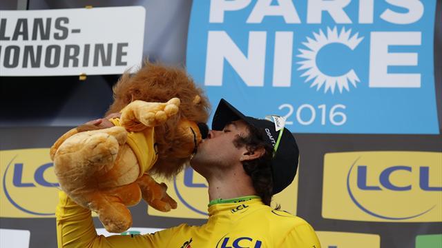 Matthews s'empare du maillot jaune après le prologue