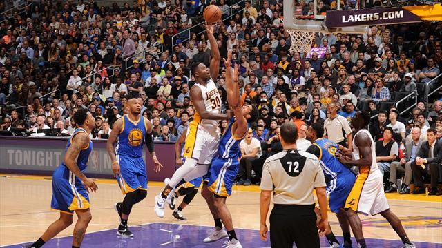 Il y a enfin de l'espoir pour les Lakers