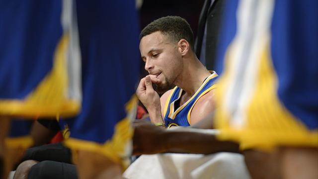"""Curry : """"Même si on ne bat pas le record, cela ne nous fichera pas par terre"""""""