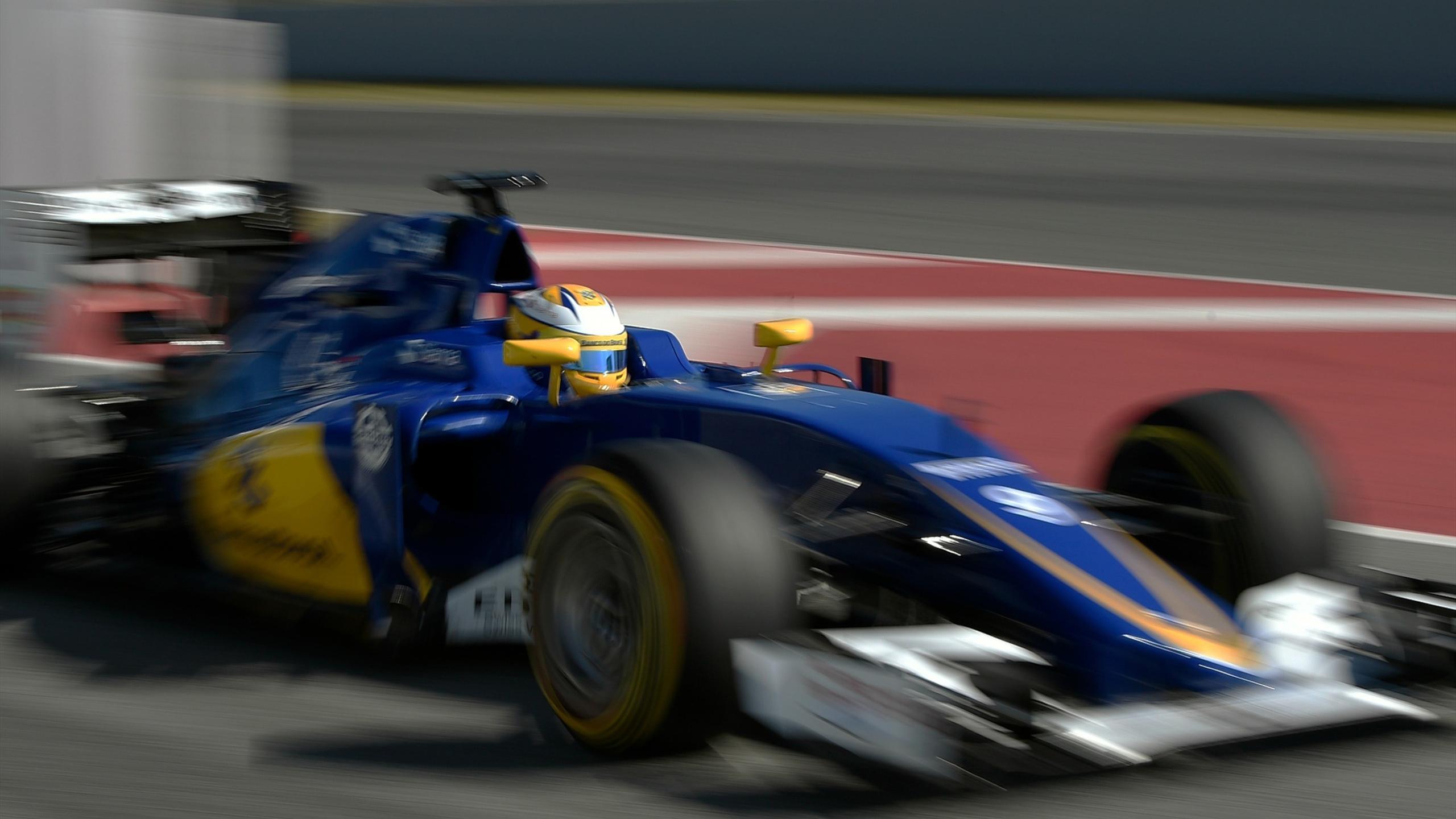 Marcus Ericsson (Sauber) - Tests Montmelo 2016